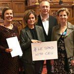 Antrag: Für den Fortbestand der Central European University (CEU)